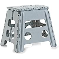 Preisvergleich für Zeller 99995 Klapphocker, Kunststoff, grau