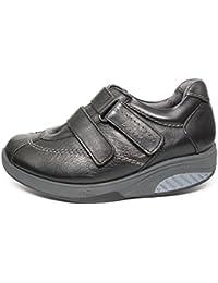 5b27d25a Zapatos cómodos mujer FLUCHOS - Tipo Abotinado cierre velcro
