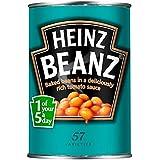 Heinz Baked Beanz dans la sauce tomate (415g) - Paquet de 6