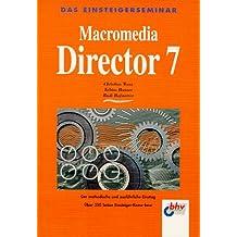 Macromedia Director 7