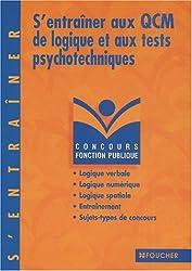 S'entraîner aux QCM de logique et aux tests psychotechniques