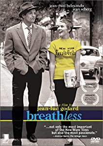 Breathless [DVD] [1960] [US Import]