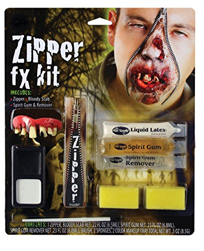 Zombie Zipper FX Kit (Zipper Fx Kit)