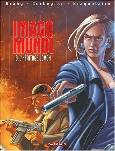 Imago Mundi - tome 8 - Héritage Jomon (L')