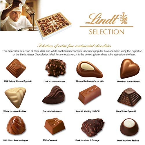 Lindt Chocolate Selection, 428 g