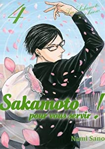 Sakamoto, pour vous servir ! Edition simple Tome 4