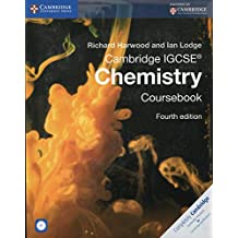 Cambridge IGCSE® Chemistry Coursebook with CD-ROM (Cambridge International IGCSE)