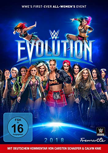 WWE: Evolution 2018