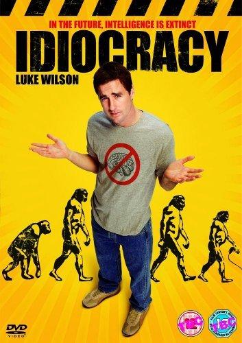Idiocracy [DVD] by Luke Wilson