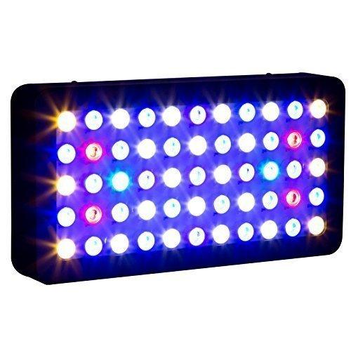 Roleadro 165w Led Acquario lampada Impermeabile Led Luce per Acquario Marino 6 Band per Pesci Corallo - Acquario Sistema Di Illuminazione