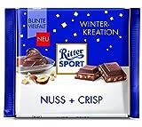 Ritter SPORT Nuss Crisp, 100 g