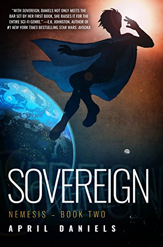 Sovereign: Nemesis - Book Two (English Edition)