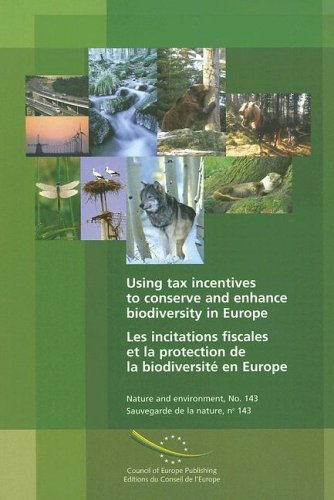 Incitations fiscales et protection de la biodiversite en Europe par Clare Shine