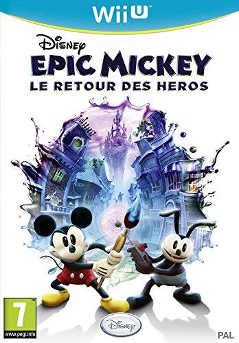 Disney Epic Mickey : le retour des Héros
