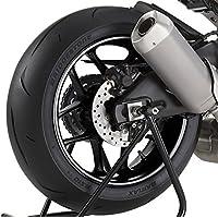Adhesivos para Llantas Moto Yamaha MT-09 Tracer plata