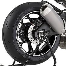 Adhesivos para Llantas Moto Honda VTR 250 plata