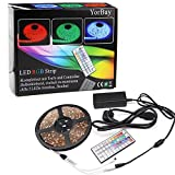 5M LED RGB Strip wasserdicht Yorbay 150 5050 SMDs Band