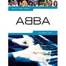 Really Easy Piano Abba Pf