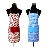 #8: APRON-100% COTTON BRANDED WOMEN'S APRON-BUY 1 GET 1 FREE--(SHOP OUR OTHER HOME PRODUCTS,ON YOUR EVERY PURCHASE U ILL RECEIVE A SPCL GIFT)