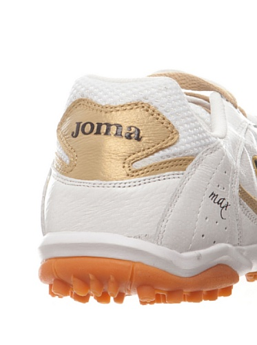 Joma , Chaussures pour homme spécial foot en salle Blanc Bianco/Oro Bianco/Oro