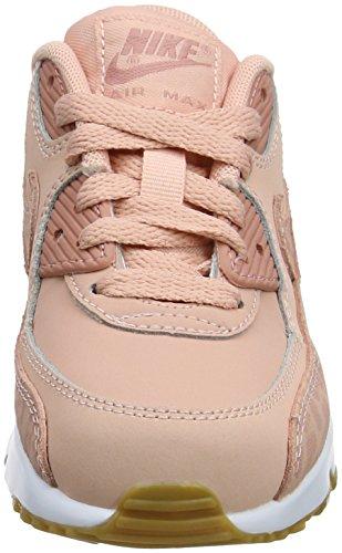 Nike Air Max 90 Se LTR (PS), Chaussures de Gymnastique Fille
