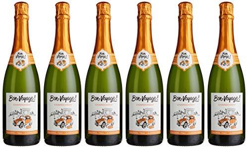 Bon Voyage Alkoholfreier Sekt Chardonnay (6 x 0.75 l)