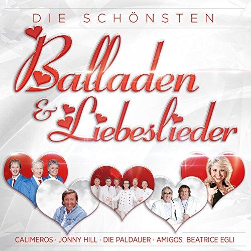 Die schönsten Balladen & Liebe...