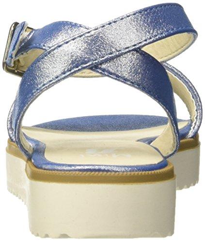 BATA 3619194, Sandales fille Bleu