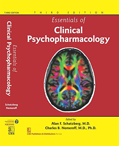 Essentials Of Clinical Psychopharmacology, 3 Ed [Mass Market Paperback] [Jan 01, 2017]