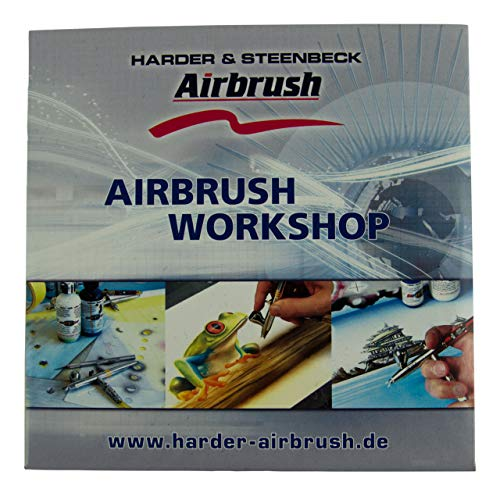 Harder & Steenbeck DVD Airbrush Workshop - Airbrush Dvd