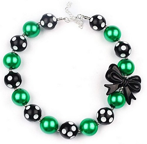 Collier perle Green