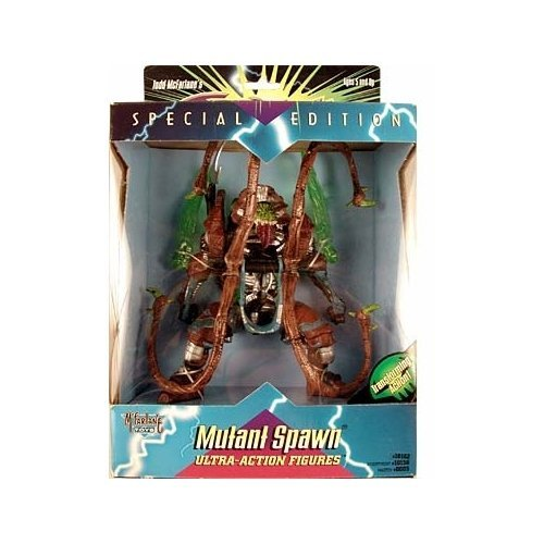 Spawn Series 6 Deluxe Mutant Spawn Action Figure by McFarlane Toys