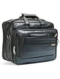 Sapphire Designer Black Full Expandable Laptop Bags (Designer_Black)