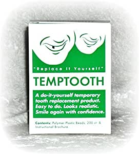 Temptooth Do It Yourself Tooth Replacement Product by Temptooth