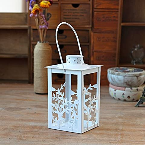 MMMM-Vintage europei ferro metallico candelabro ornamenti home decorazioni per matrimoni disposizione festosa