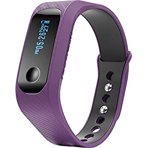 Fastrack Reflex Fitness Tracker with Two LED Diya
