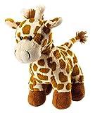 Stofftier Plüschtier Kuscheltier Giraffe
