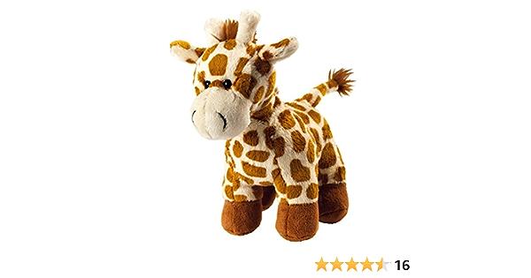 Kuscheltier zum Kuscheln und Liebhaben Stoffier Plüschtier Giraffe Khaleesi