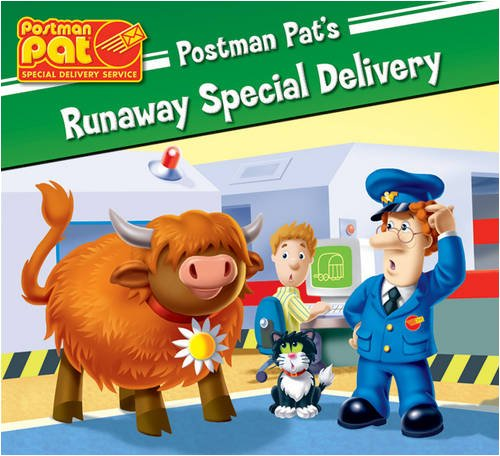 A Runaway Special Delivery (Postman Pat Special Delivery Service)