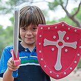 Espada y Escudo para Niños