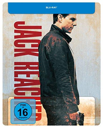 Jack Reacher: Kein Weg zurück - Steelbook [Blu-ray] [Limited Edition]