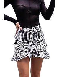 Suchergebnis auf Amazon.de für  schwarzer rock mit guertel - Röcke ... 8823487581