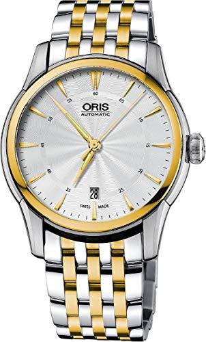 Oris 01 733 7591 4351-07 8 21 74  Analog Watch For Unisex