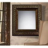 Espejos de pared en Madera : Modelo PONTEVEDRA de 73x73cms.