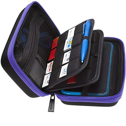 Mikaso 2DS XL - Funda Transporte Nintendo 2DS XL