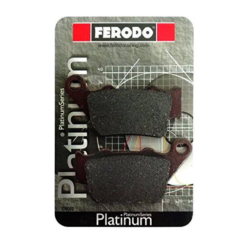 Pastiglie freno posteriori Ferodo Platinum FDB2005P F 650 750 800 GS