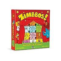 Zimbbos!  (Blue Orange)