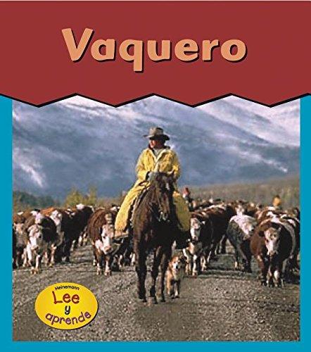 Vaquero (Esto Es Lo Que Quiero Ser) por Heather Miller