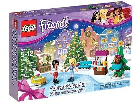 Lego Calendrier - LEGO Calendriers de l'Avent - 41016 -