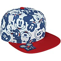 Cerdá Plana Mickey Mouse Gorra de Tenis 5071bb7437f